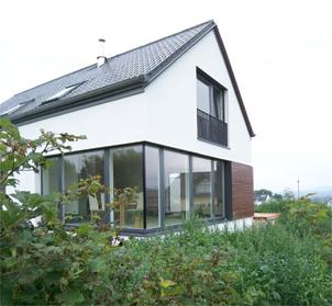 Neubau wohnhaus t bingen zn architekten - Architekten tubingen ...